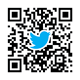 作業療法学専攻Twitter QRコード