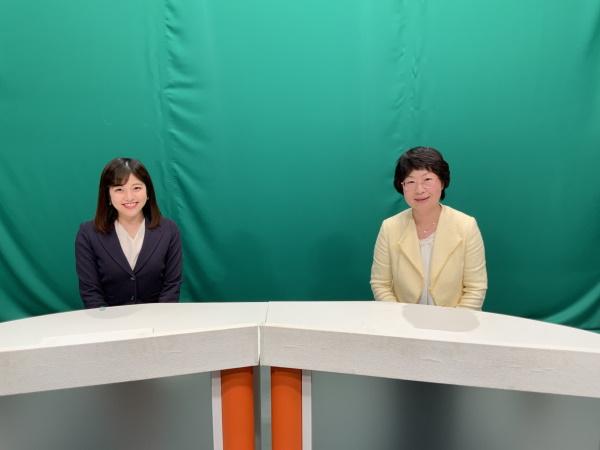 保健学研究科の内田陽子教授が、群馬テレビ「ビジネスジャーナル」に出演します(2020年11月27日 22:00~22:30)