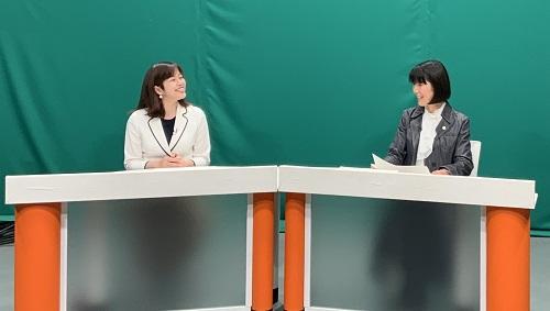 保健学研究科の十枝はるか講師が、群馬テレビ「ビジネスジャーナル」に出演します(2021年3月19日(金) 22:00~22:30)